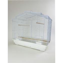 (2604) Dome Top Bird Cage...