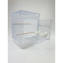 """(1803) 17x17"""" Square Bird..."""