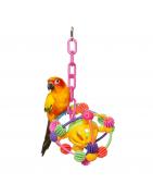 Bird Toys & Bird Perches   Glitter Pet Supplies